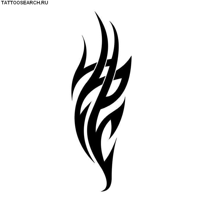 Татуировки для мужчин на бумаге