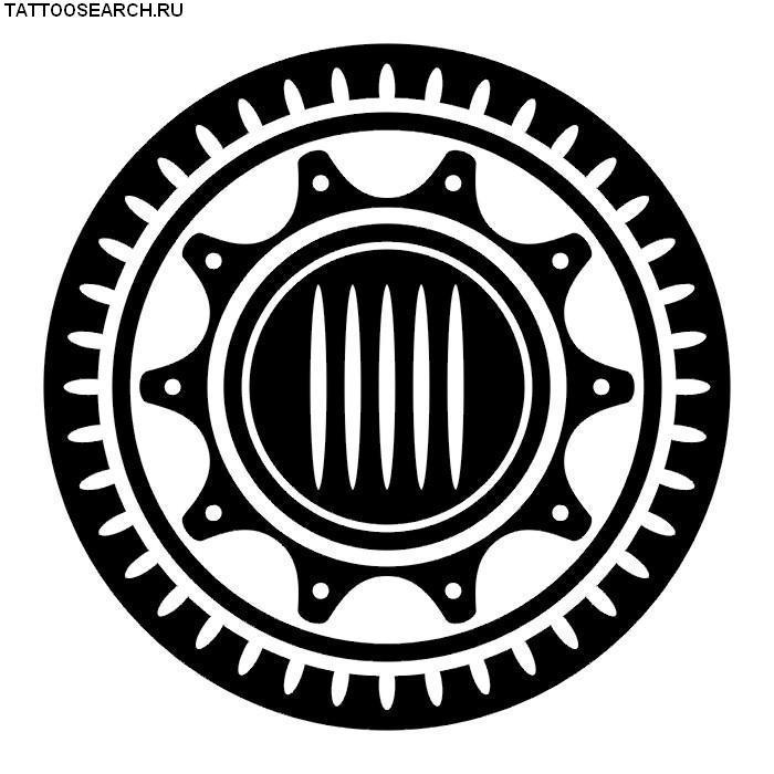 Татуировки в стиле майя рисунки 289